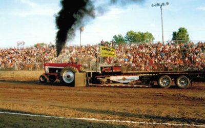 Truck & Tractor Pull, Combine Demolition Derby