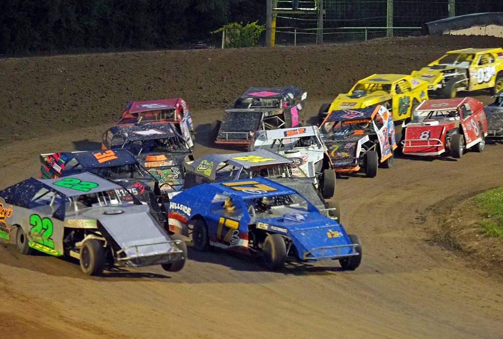 Kenosha County Fair Races