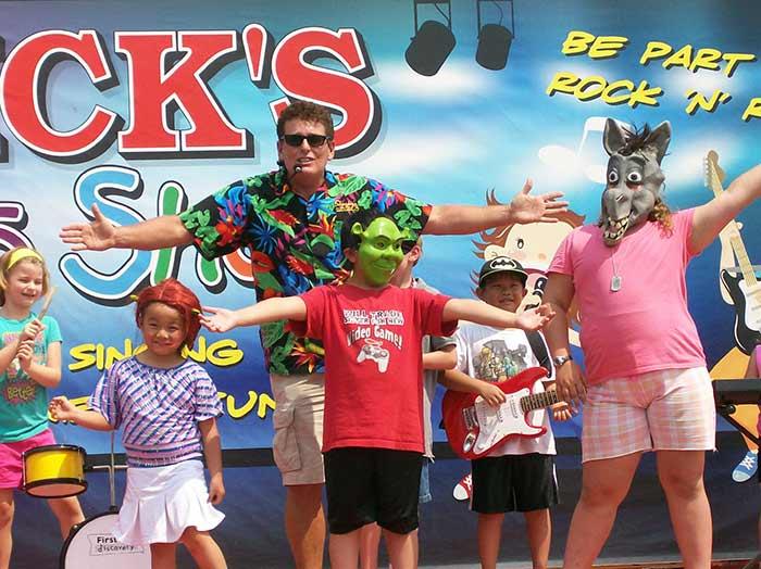 Nick's Kid Show