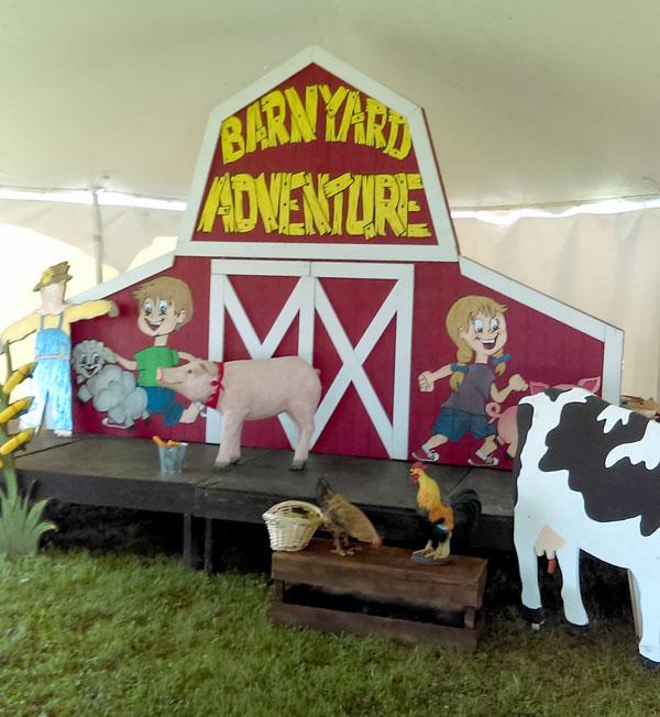 Barnyard Adventure Show